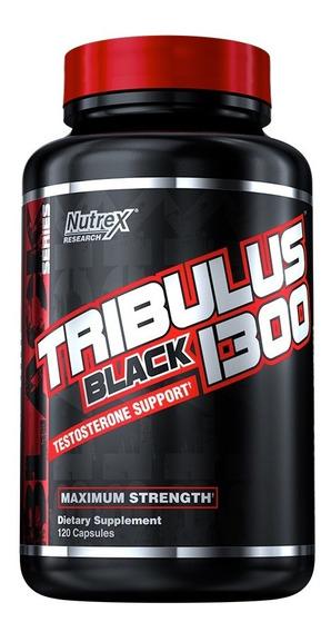 Nutrex Tribulus 1300 Mg 120 Capsulas Vitaminas