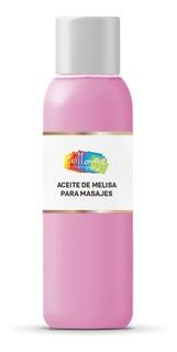 Aceite Para Masajes Oleo De Melisa 500gr Collage