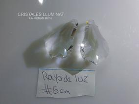 Piedras D Cristal Cortado Fino Candil Cortina 50% Oferta