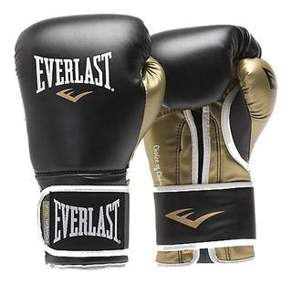 Guantes Boxeo Everlast Powerlock Box Muay Thai Kickboxing