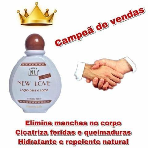 New Love Creme Hidratante (acompanha Um Brinde) Promoção