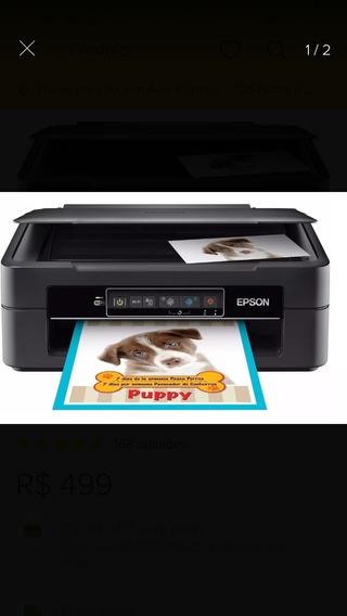Impressora Epson Xp241 Para Retirada De Peças