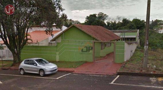 Casa Para Venda Com 1 Suíte E 2 Quartos No Cancelli Em Cascavel-pr - Ca0142