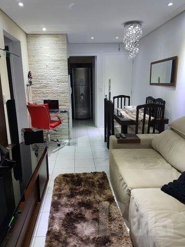 Imagem 1 de 14 de Lindo Apartamento Com 3 Dormitórios - Parque Erasmo Assunção - 1033-10710