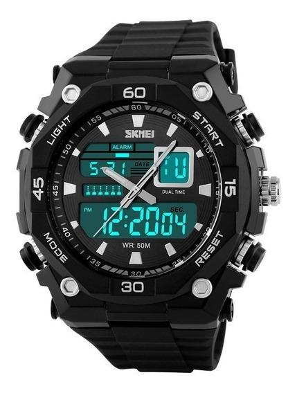 Relógio Masculino Esportivo Digital Original Com Garantia Nf