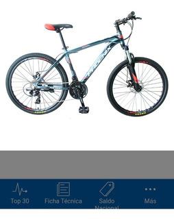 Bicicleta De Aro 26 Aluminio