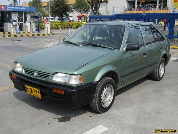 Mazda 323 Hb Mt 1300