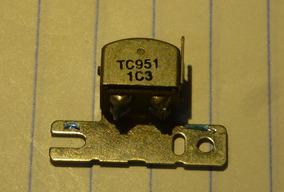 Cabeça Magnética Tc951 Para Cassete Deck K7 De 195 Ohms