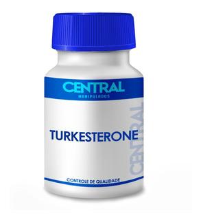 Turkesterone 500mg Com 30 Cápsulas