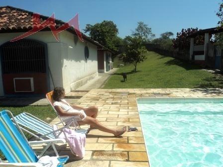 Rural Para Venda, 5 Dormitórios, Ipiíba - São Gonçalo - 392