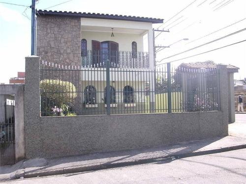 Imagem 1 de 30 de Sobrado Residencial À Venda, Vila Progresso, São Paulo. - So7665