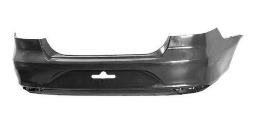 Imagen 1 de 2 de Paragolpe Trasero Vw Gol G6 Y G7  Sedan C/faro