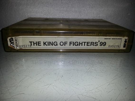 The King Of Fighters 99-cartucho Neogeo Mvs