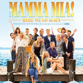 Cd Trilha Sonora Mamma Mia ! Here Go Again