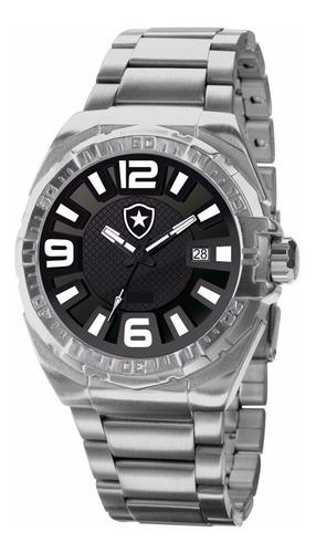 Relógio Technos Masculino Botafogo Prata Bosao2315al/p