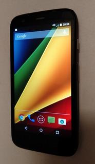 Celular Motorola Moto G2 ,4g C/funda Y Cristal Cubre Pantall