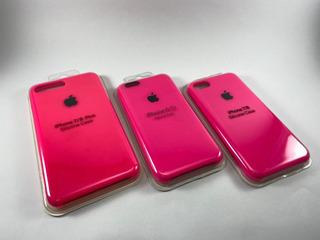 Capa Protetora De Silicone P/ iPhone + Pelicula Grátis