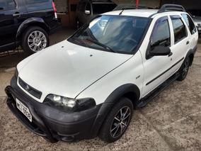 Fiat Palio Weekend 1.6 Mpi Adventure 16v Gasolina 4p Manual