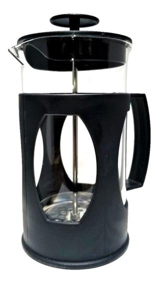 Cafetera Prensa Francesa 600ml Para 2 Tazas De Café O Té