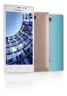 Smartphone Ms60 2 Chip Branco Multilaser - Nb231