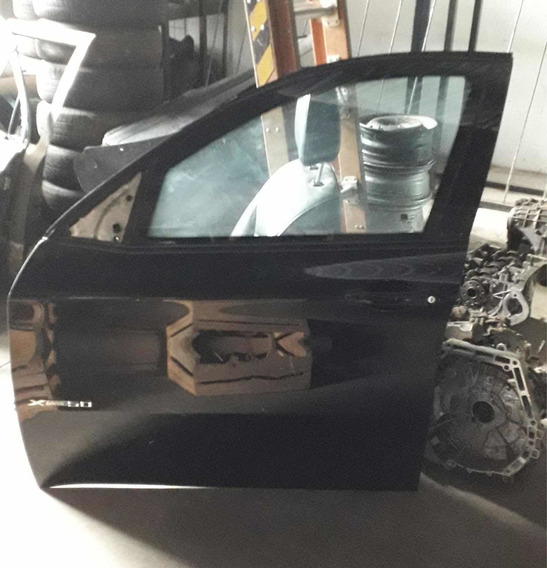 Porta Dianteira Completa Esquerda Bmw X6 Blindada