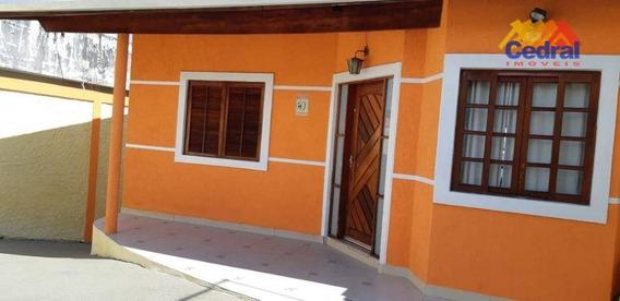 Casa Com 3 Dormitórios À Venda, 179 M² Por R$ 520.000,00 - Alto Ipiranga - Mogi Das Cruzes/sp - Ca0574