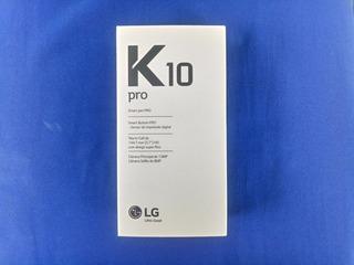 Smartphone Lg K10 Pro