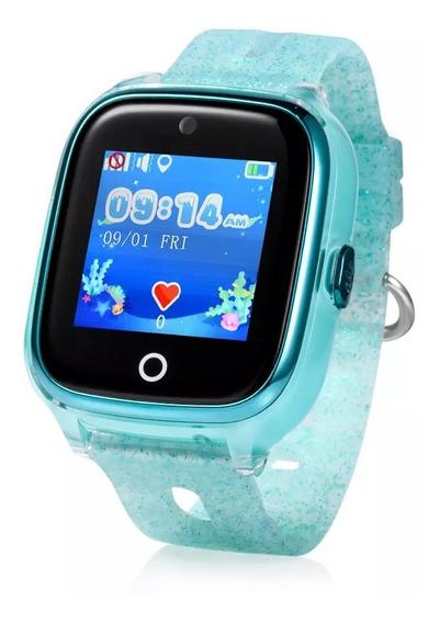 Reloj Gps Con Camara Y Contra Agua Sumergible Smart Watch Celular Integrado Para Niños Localizador Wifi K01 Sim Gratis