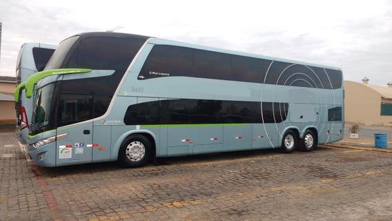 Ônibus Marcopolo G7 Dd Mercedes Seminvo 50 Poltronas Leito