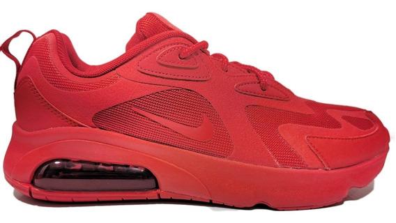 air max 200 roja