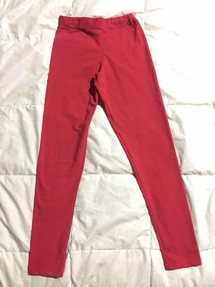 Calzas/pants Rojas