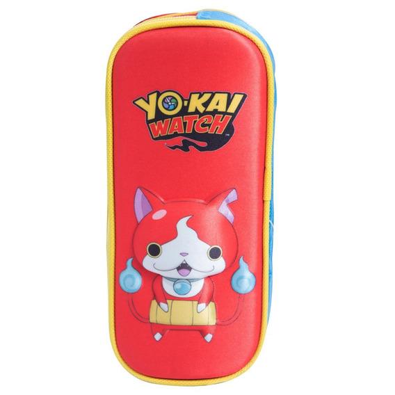 Ruz - Tycoon Yokai Watch Lapicera Escolar Infantil