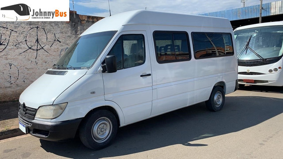 Mercedes Benz Sprinter 313 Teto Alto - Ano 2004/05 Johnnybus
