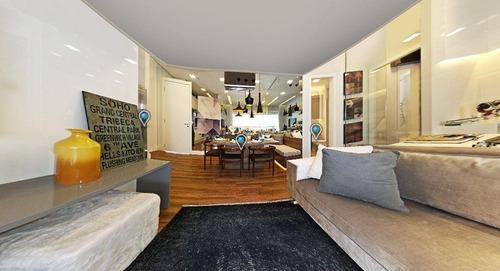 Apartamento À Venda, 50 M² Por R$ 565.000,00 - Chácara Santo Antônio - São Paulo/sp - 12410