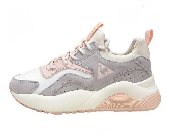 Le Coq Sportif Pump Zapatillas Cream / Pink / Grey 8054