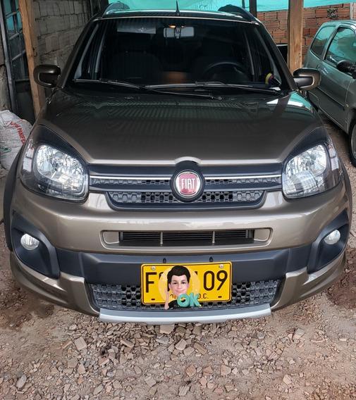 Fiat Uno Uno Way 2019