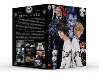 Death Note Serie Completa Dvd
