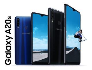Celular Samsung A20s 32gb 3gb