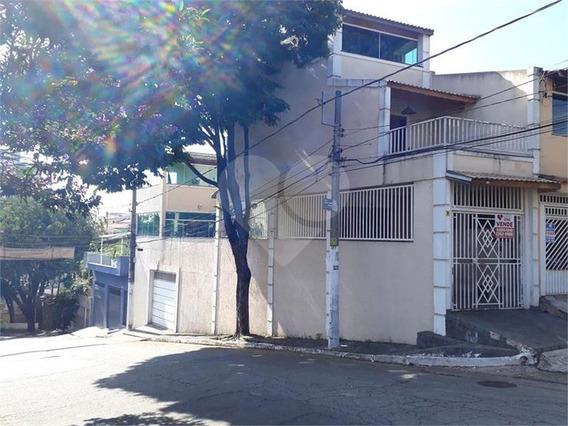 Excelente Sobrado Residencial No Parque Vitória Por R$ 650.000,00 - 170-im477144