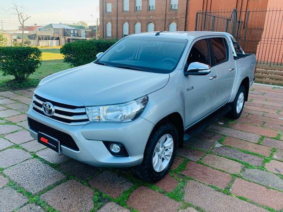 Toyota Hilux Srv 2016 (( Gl Motors )) Financiamos En Pesos!