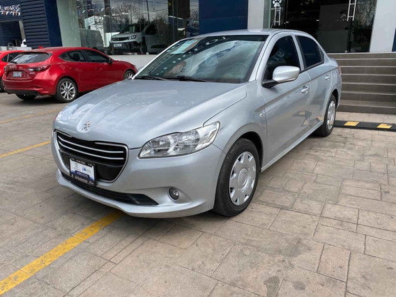 Peugeot 301 2017 4p Active 4p 1.6hdi 92hp Man 5vel