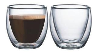 Conjunto Duas Taças Para Café Mimo Style