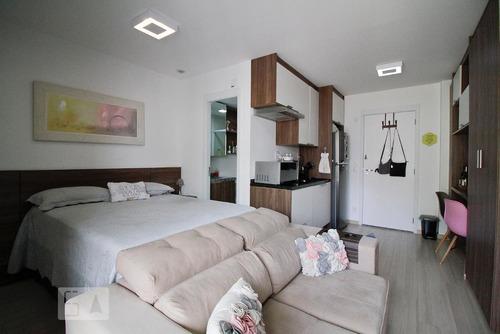 Apartamento À Venda - Santa Cecília, 1 Quarto,  26 - S893007711