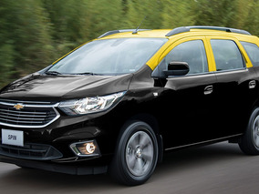 Chevrolet Spin Lt 2019 Taxi Color Negro Stock $360.000.- #ep
