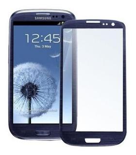 Vidrio Pantalla Glass Galaxy S4 Mini