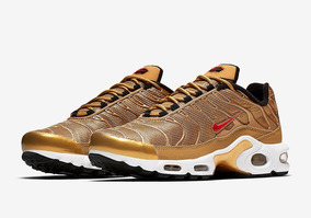 Nike Air Max Plus Metallic Gold