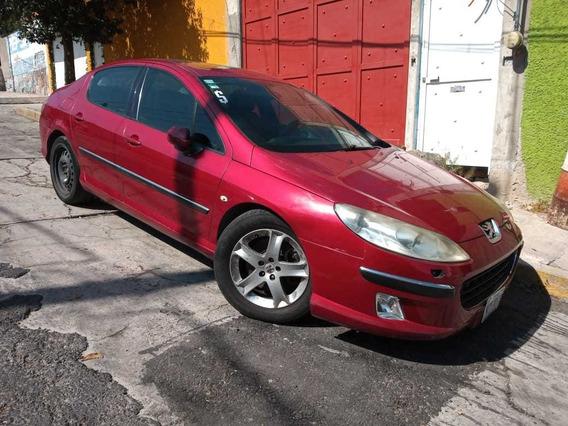 407 V6 Peugeot