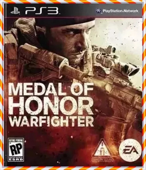 Medal Of Honor War Ps3 Original Psn Envio Rapido