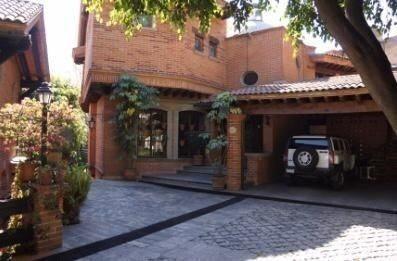 Exclusiva Residencia De Lujo En Venta En Ciudad De México