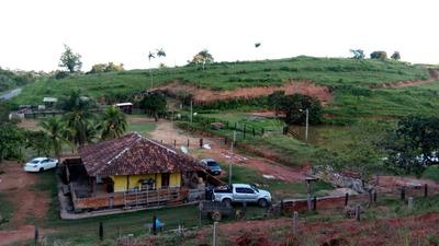 Fazenda 120 Alqueires, 50 Km De Maraba, Asfalto, Toda Titula